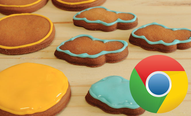 Eliminar cookies Chrome