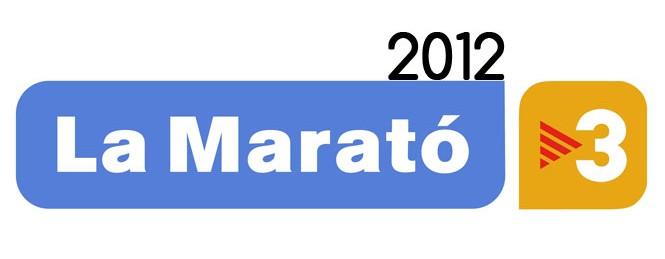 La Marató TV3 2012