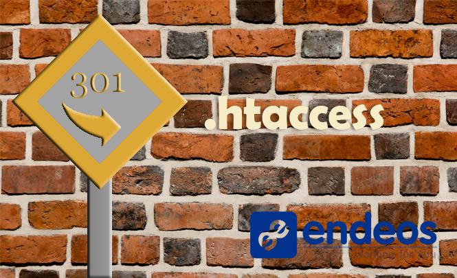 Redireccionamiento 301 con .htaccess