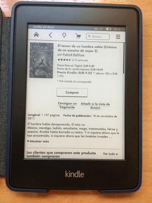 Tienda de Kindle