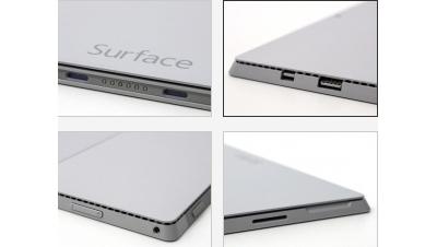 Surface Pro 3 - puertos