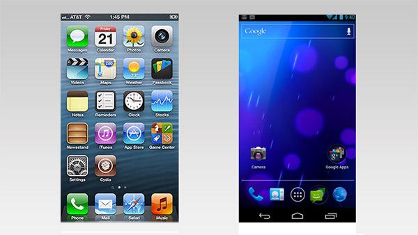 El ascenso de iOS y Android