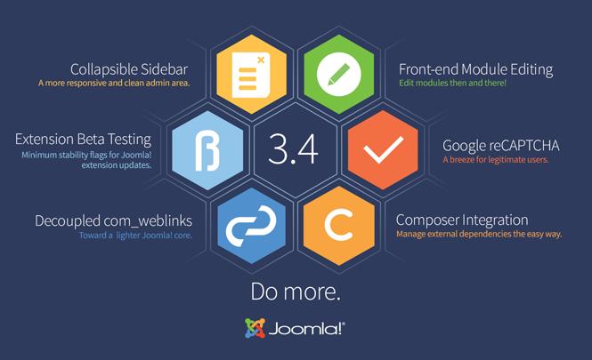 Actualización Joomla! 3.4.5. Por qué necesitas mantenimiento web