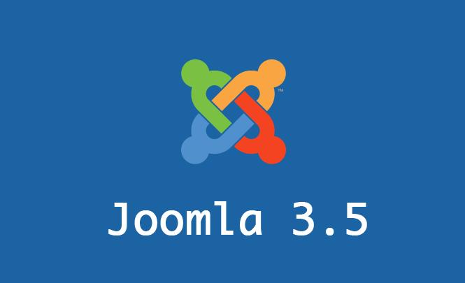 Las nuevas 7 características de Joomla 3.5