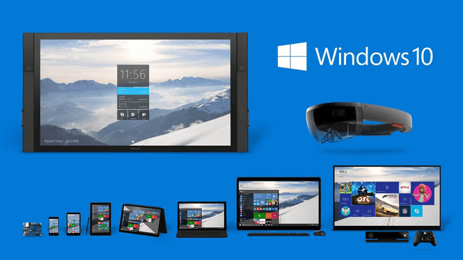 Windows 10 Multidispositivo