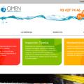 Presentación web Limpiezas Gimen