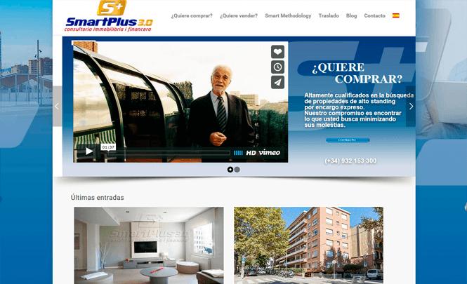 Presentación web SmartPlus30