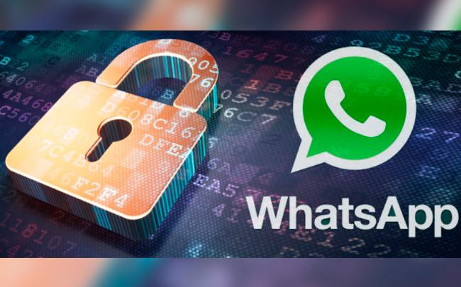 Whatsapp cifrado de extremo a extremo