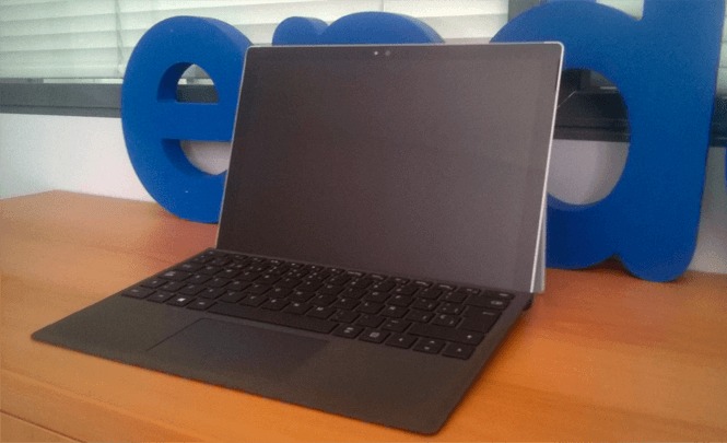 Análisis Microsoft Surface Pro 4