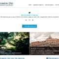 Presentación web Unión Lumen Dei