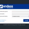Guía de usuario del panel de Hosting Endeos