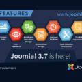 Ya está aquí Joomla 3.7