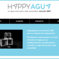 Presentación web HappyAgua