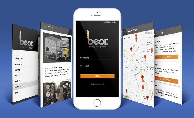 Presentación App Beor