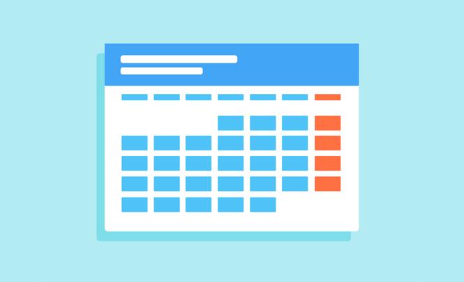 Por qué deberías usar calendarios compartidos en tu empresa