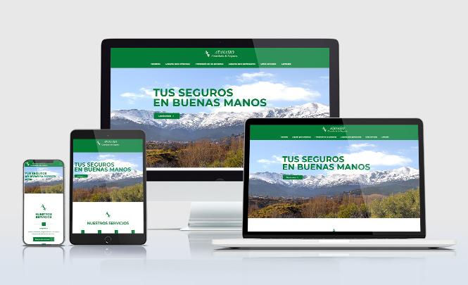 Presentación web Atanasio Correduria