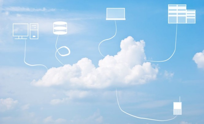 Funcionamiento del cloud computing