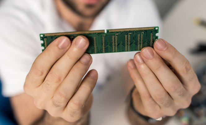 Slot de memoria RAM